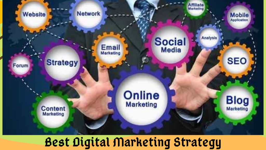 best digital marketing strategy startups