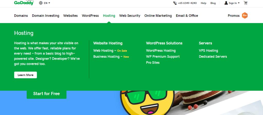 godaddy web hosting reviews