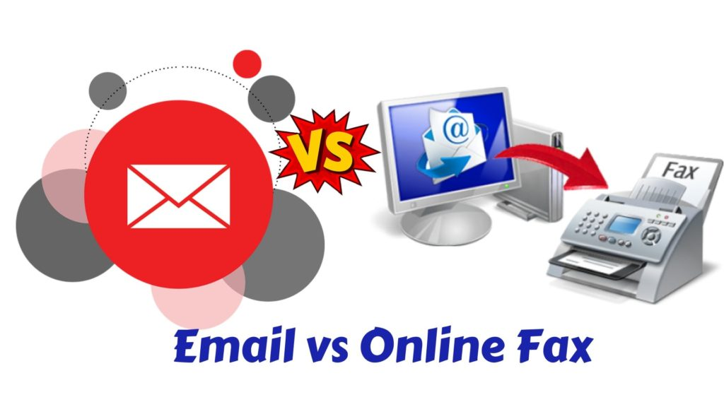 Email vs Online Fax